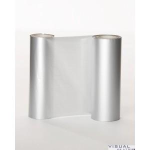 Premium Refill Ribbon- Lacquer Silver
