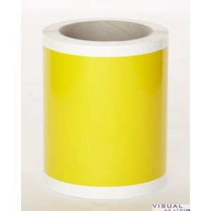 Speciality Materials- Yellow Gloss Polyester