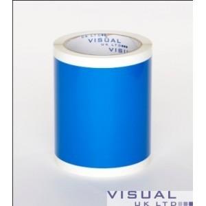 WRAP Blue Vinyl- Paper
