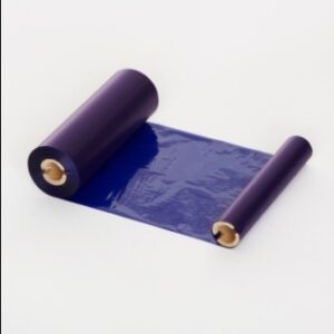 Premium Blue Resin Ribbon 110mm x 91m
