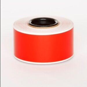 Red Premium Vinyl 50mm x 25mm