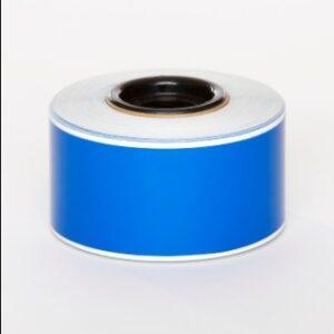 Blue Premium Vinyl 50mm x 25mm