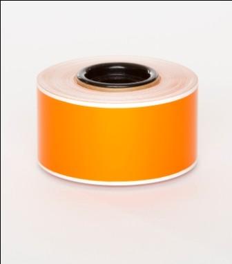 Orange Premium Vinyl 50mm x 25mm