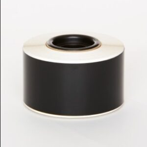 Black Premium Vinyl 50mm x 25mm