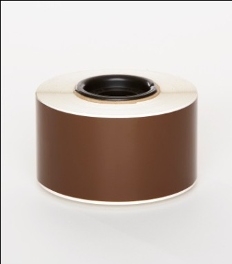 Dark Brown Premium Vinyl 50mm x 25mm