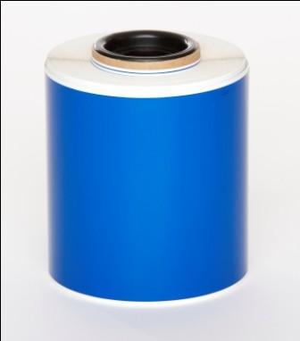Blue Premium Vinyl 100mm x 25mm