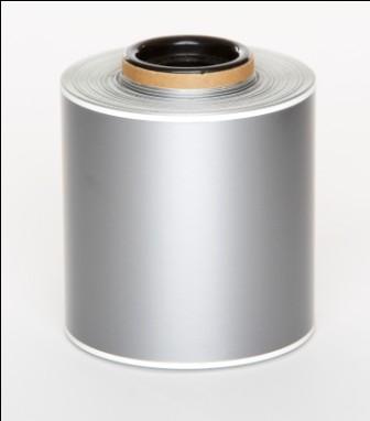 Silver/Grey Premium Vinyl 100mm x 25mm