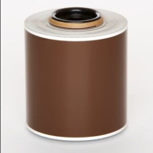 Dark Brown Premium Vinyl 100mm x 25mm