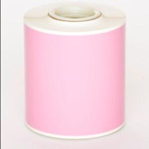 Pink Premium Vinyl 100mm x 25mm