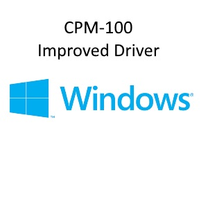 cpm-100-windows-driver