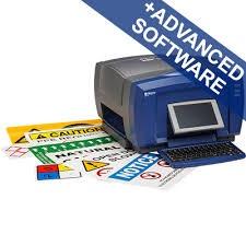 Brady Desktop Printers