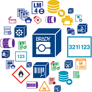 Brady Workstation Design Software